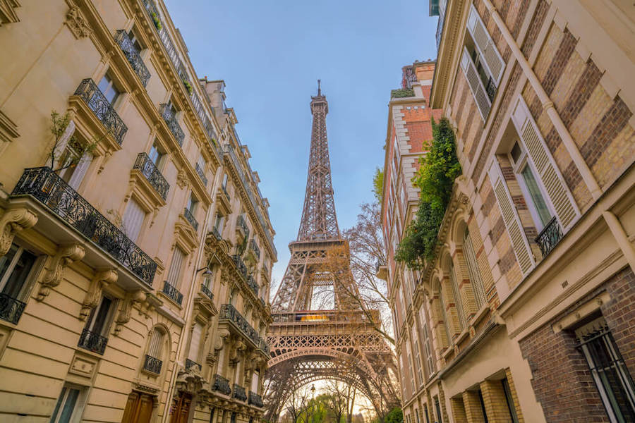 Appartement pour étudiant Erasmus à Paris