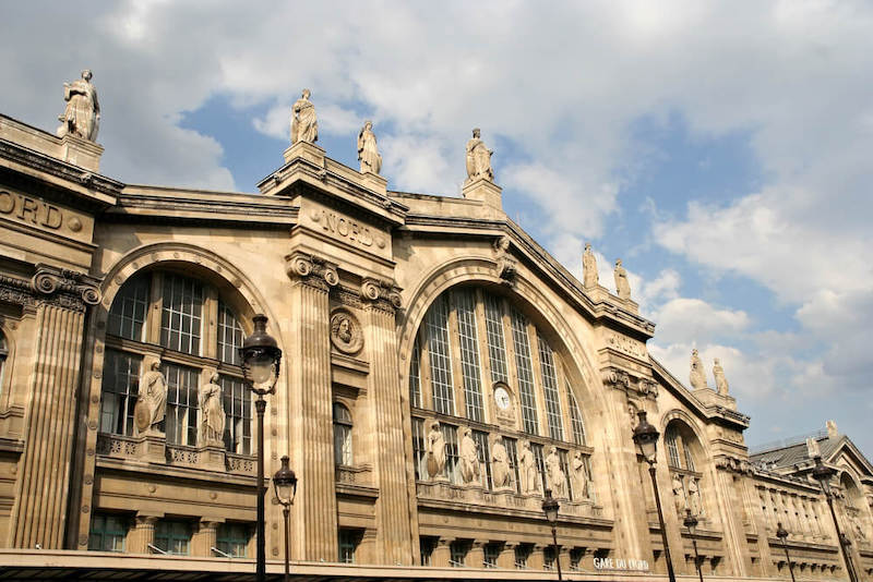 Short term rental in Paris gare du nord