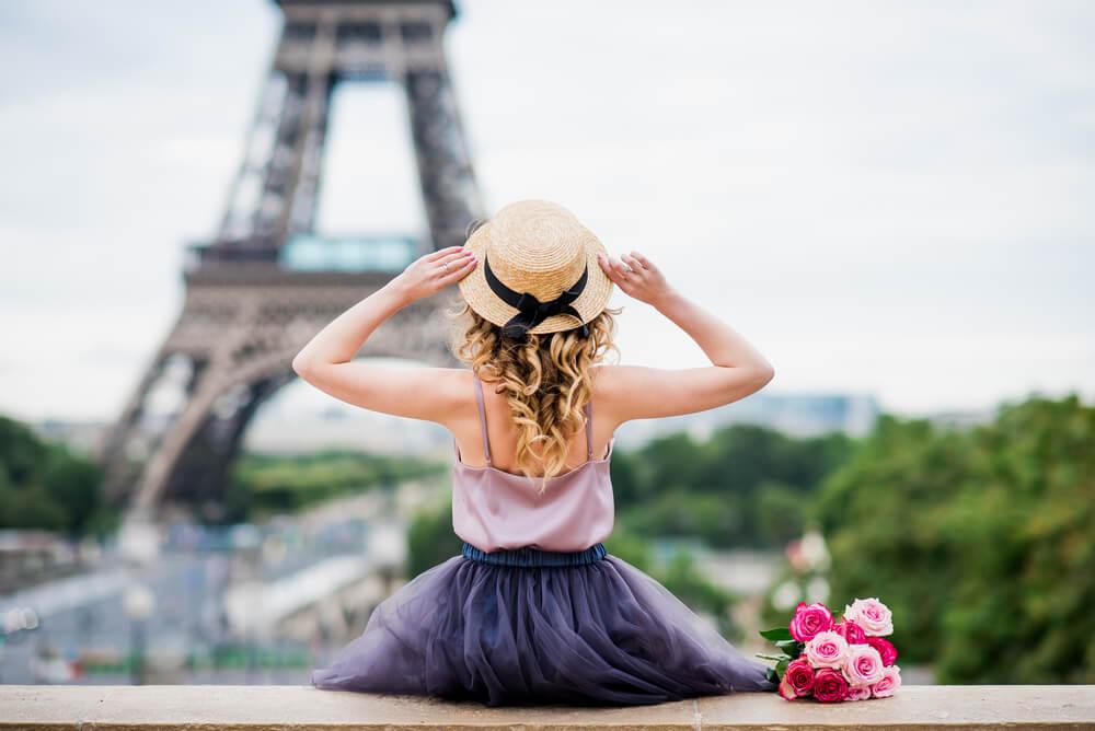 Travelling alone in Paris